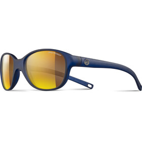 Julbo Romy Spectron 3CF Sunglasses Kids 4-8Y Matt Translucent Blue-Multilayer Gold